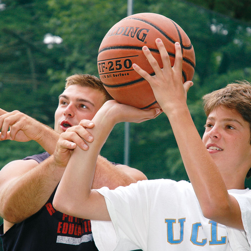 teen sport camps